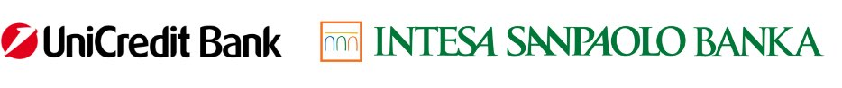 UniCredit Bank - Intesa SanPaolo Banka